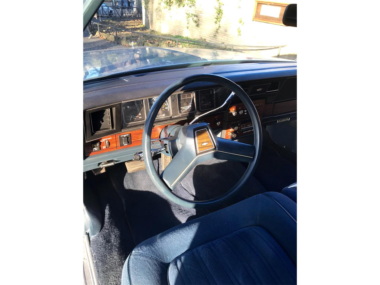 Large Picture of 1987 Chevrolet Caprice located in Rome Italy Offered by a Private Seller - JH35