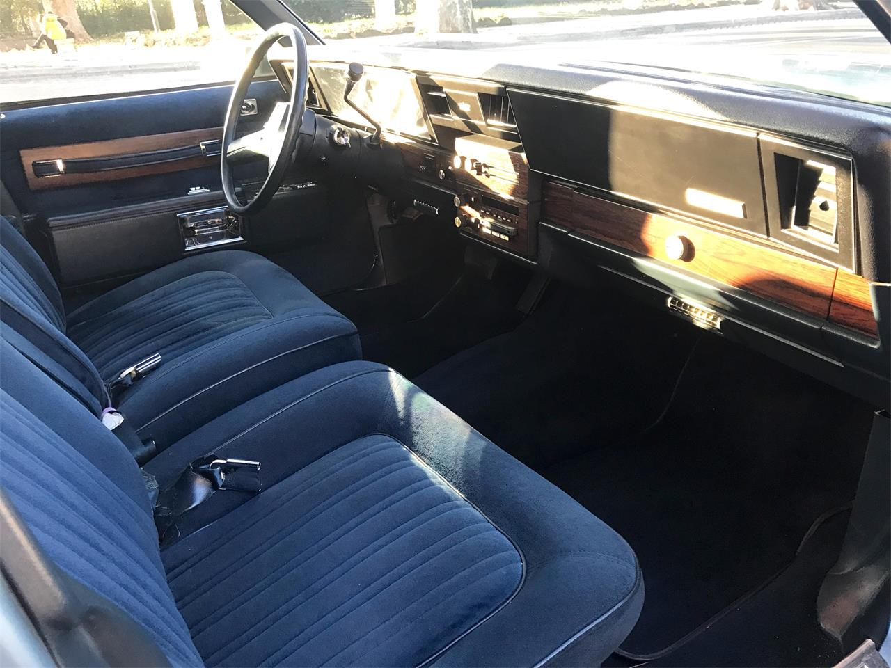 Large Picture of '87 Chevrolet Caprice located in Rome Italy Offered by a Private Seller - JH35