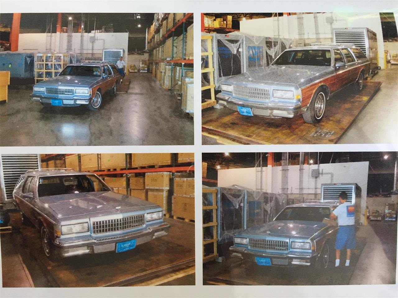 Large Picture of 1987 Chevrolet Caprice located in Italy Offered by a Private Seller - JH35