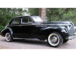 Picture of '40 Buick Roadmaster located in Lopez Island Washington - $17,200.00 - JH3I