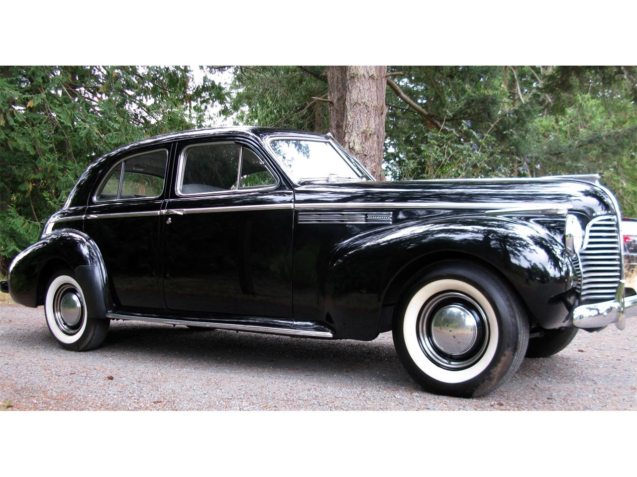 Large Picture of 1940 Roadmaster - JH3I