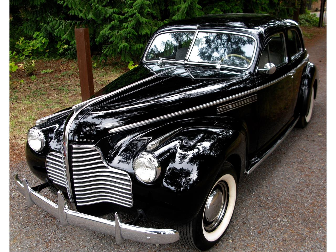 Large Picture of Classic '40 Buick Roadmaster located in Lopez Island Washington Offered by a Private Seller - JH3I