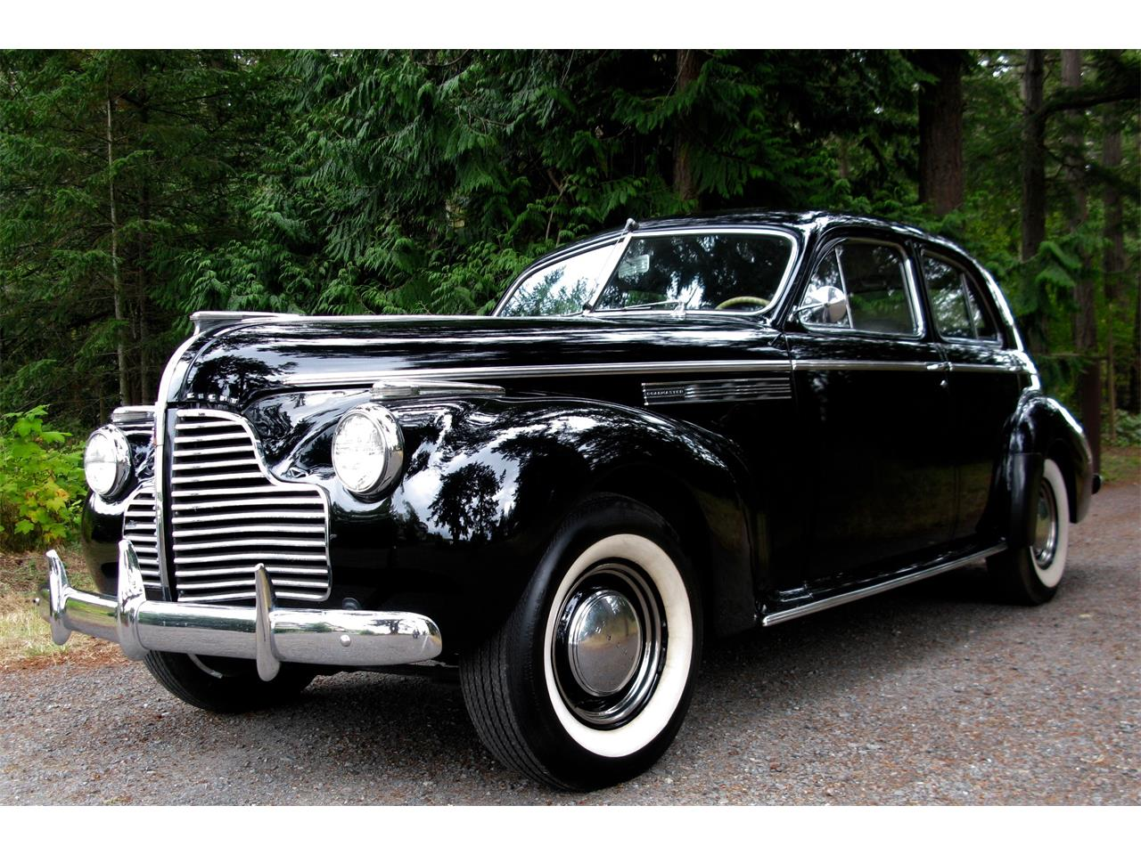 Large Picture of 1940 Roadmaster - $17,200.00 Offered by a Private Seller - JH3I
