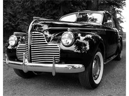Picture of Classic '40 Roadmaster located in Lopez Island Washington Offered by a Private Seller - JH3I
