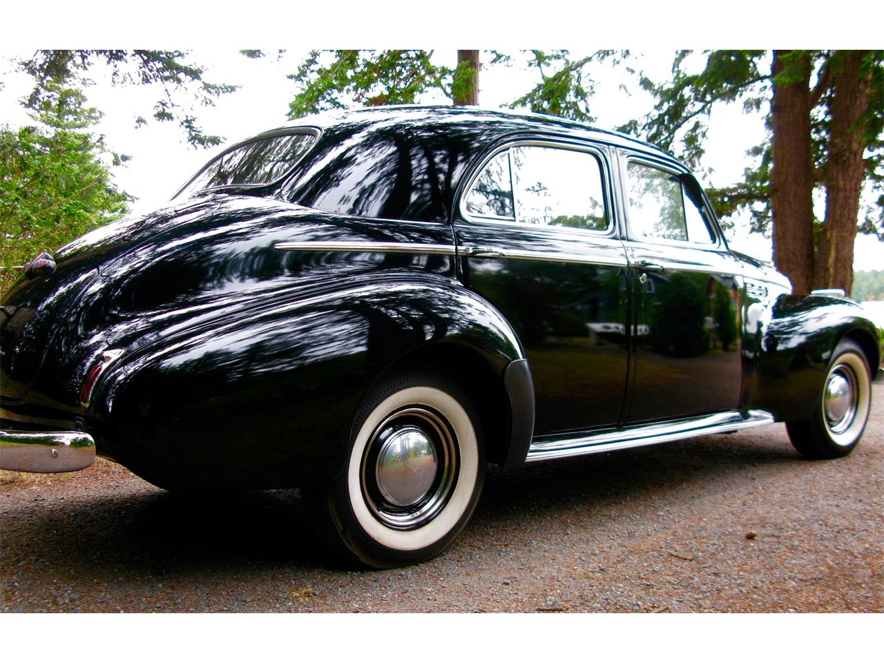 Large Picture of 1940 Buick Roadmaster located in Washington - $17,200.00 Offered by a Private Seller - JH3I