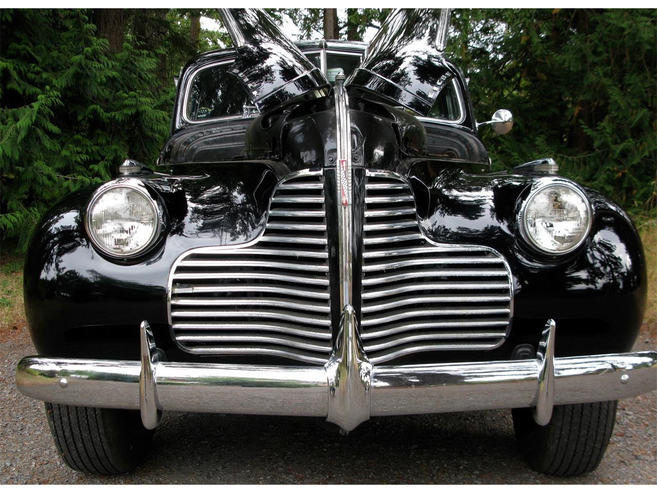 Large Picture of Classic '40 Roadmaster - JH3I
