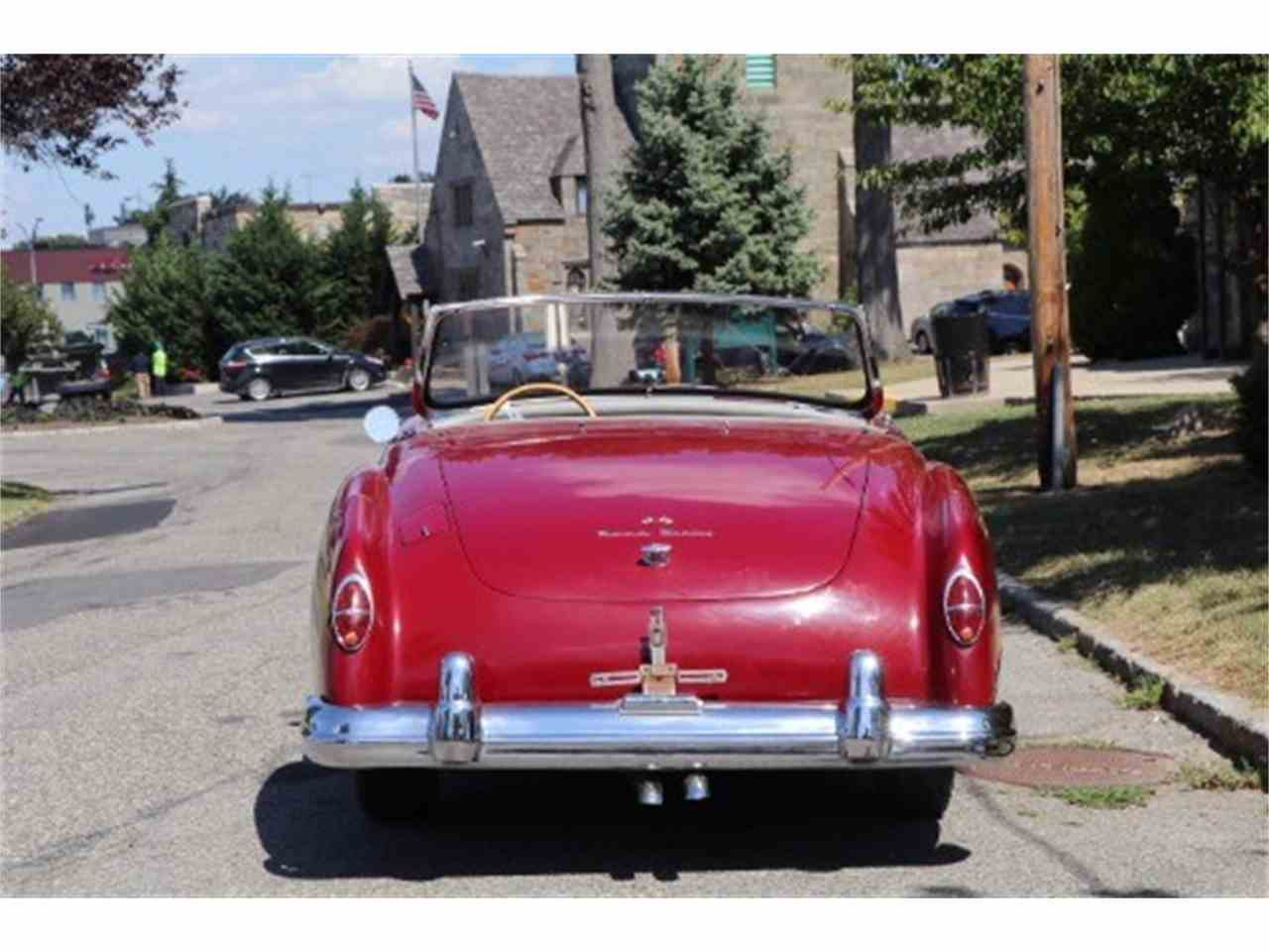 Large Picture of '52 Healey - JB41