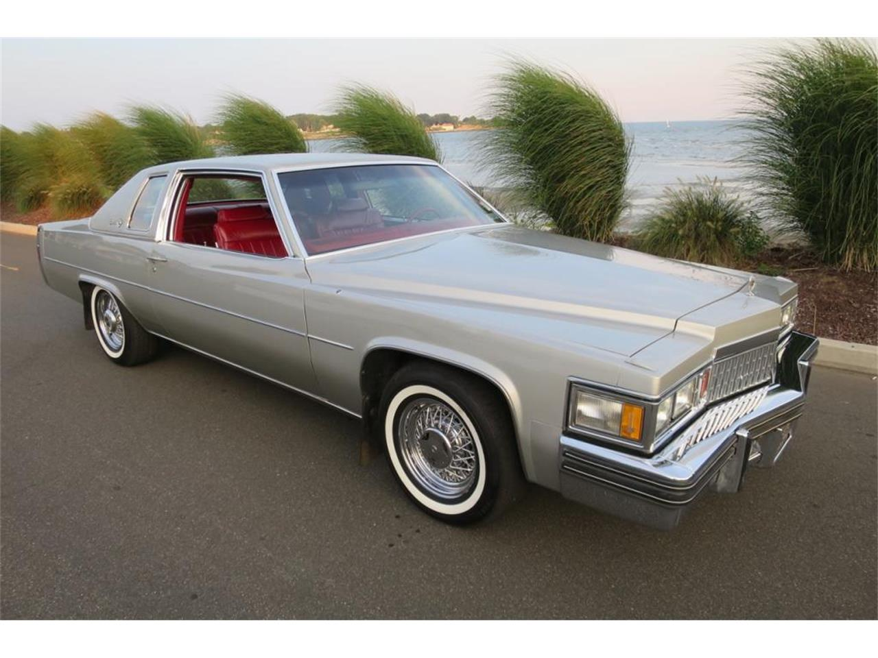 1978 Cadillac Deville For Sale Cc 908660 Sedan 4 Door Large Picture Of 78 Jh4k