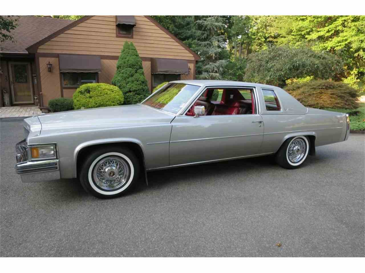 Large Picture of '78 DeVille - JH4K