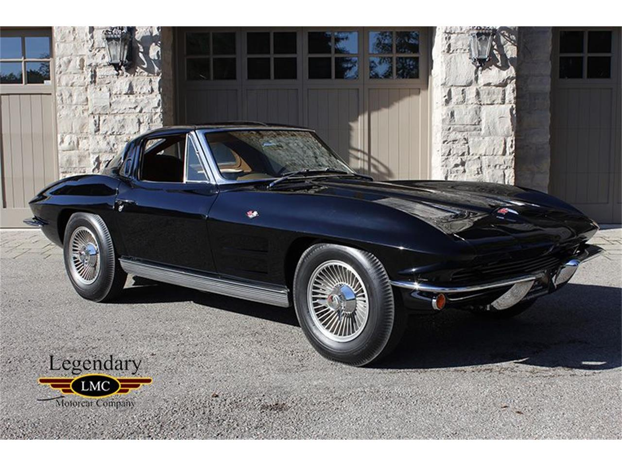 Large Picture Of 63 Corvette Coupe Split Window Jh4p