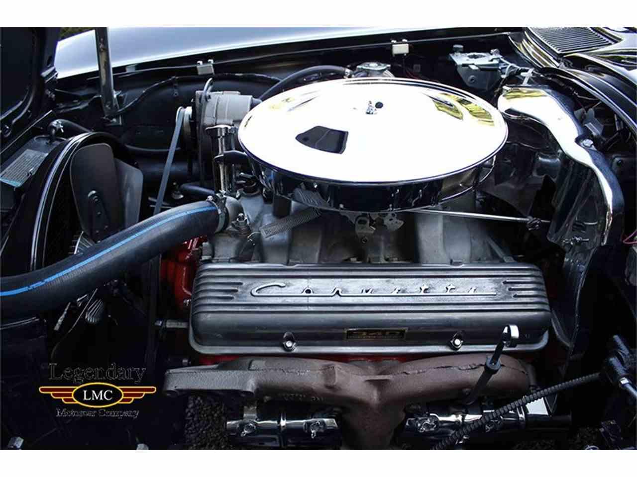 Large Picture of '63 Corvette Coupe Split Window - JH4P