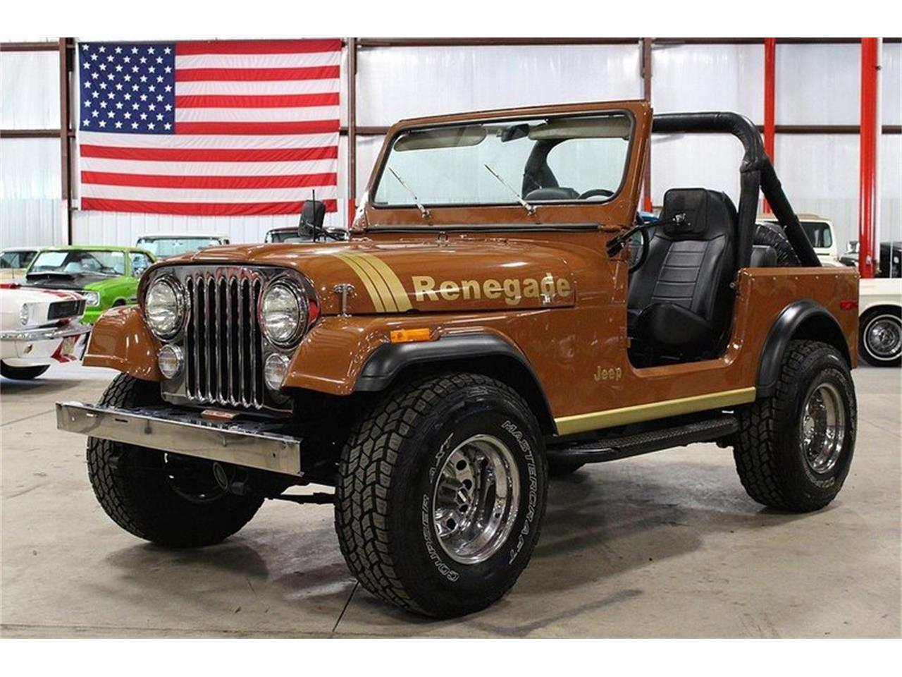 1980 Jeep Cj7 For Sale Cc 908684 Old Renegade Large Picture Of 80 Located In Kentwood Michigan 1990000 Jh58