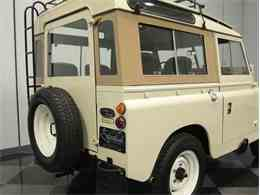 Picture of '68 Series IIA Defender 88 - JH5B