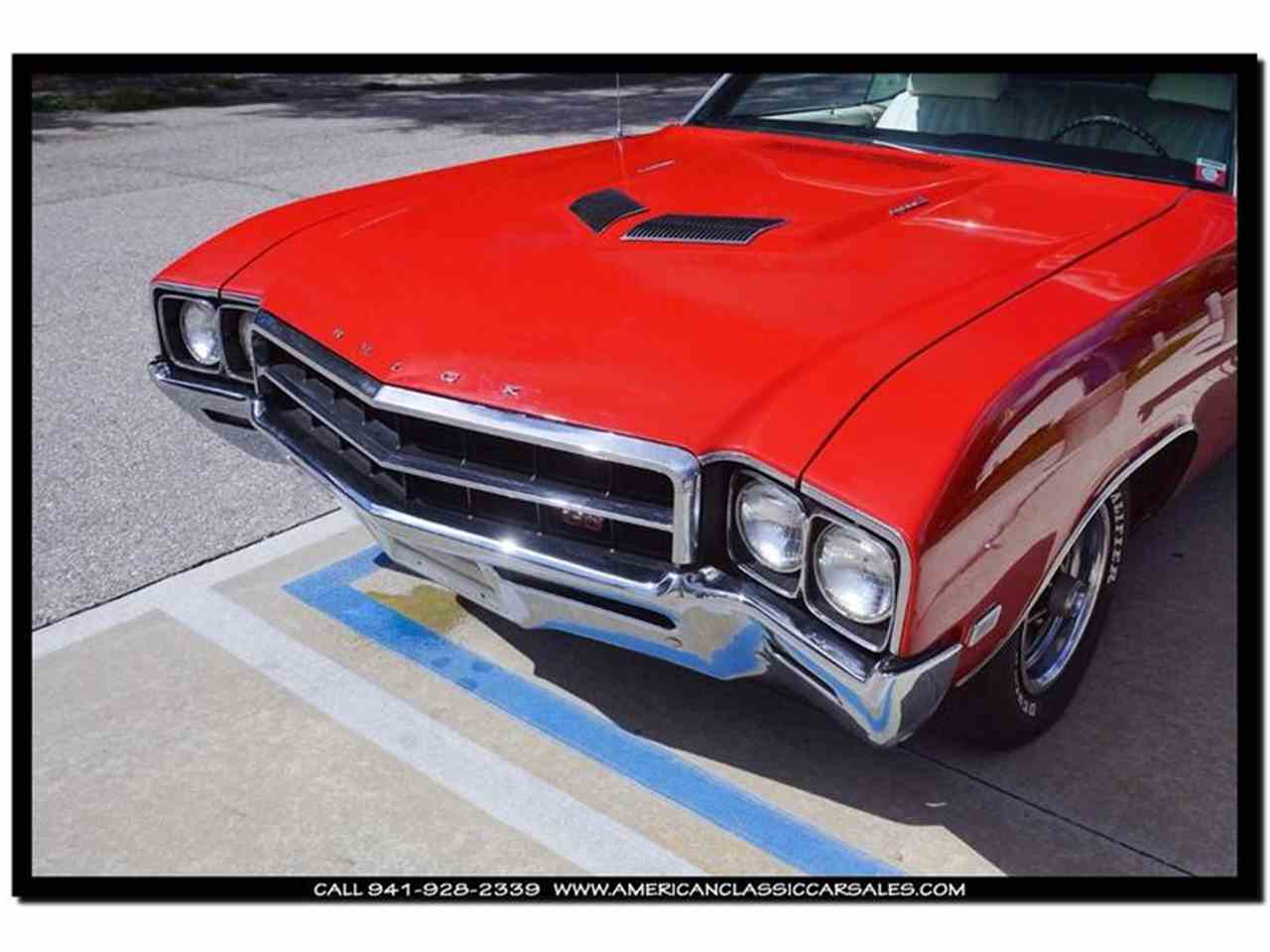 Large Picture of '69 Gran Sport - JH5J
