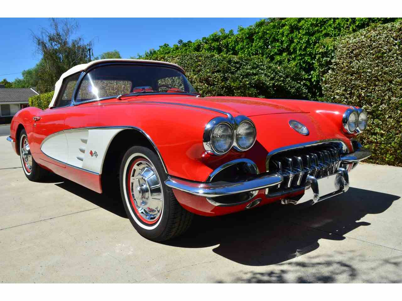 Large Picture of '60 Corvette - JH75