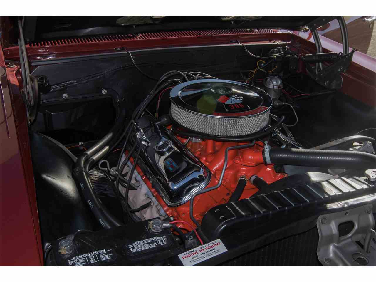 Large Picture of '66 Chevelle - JH86