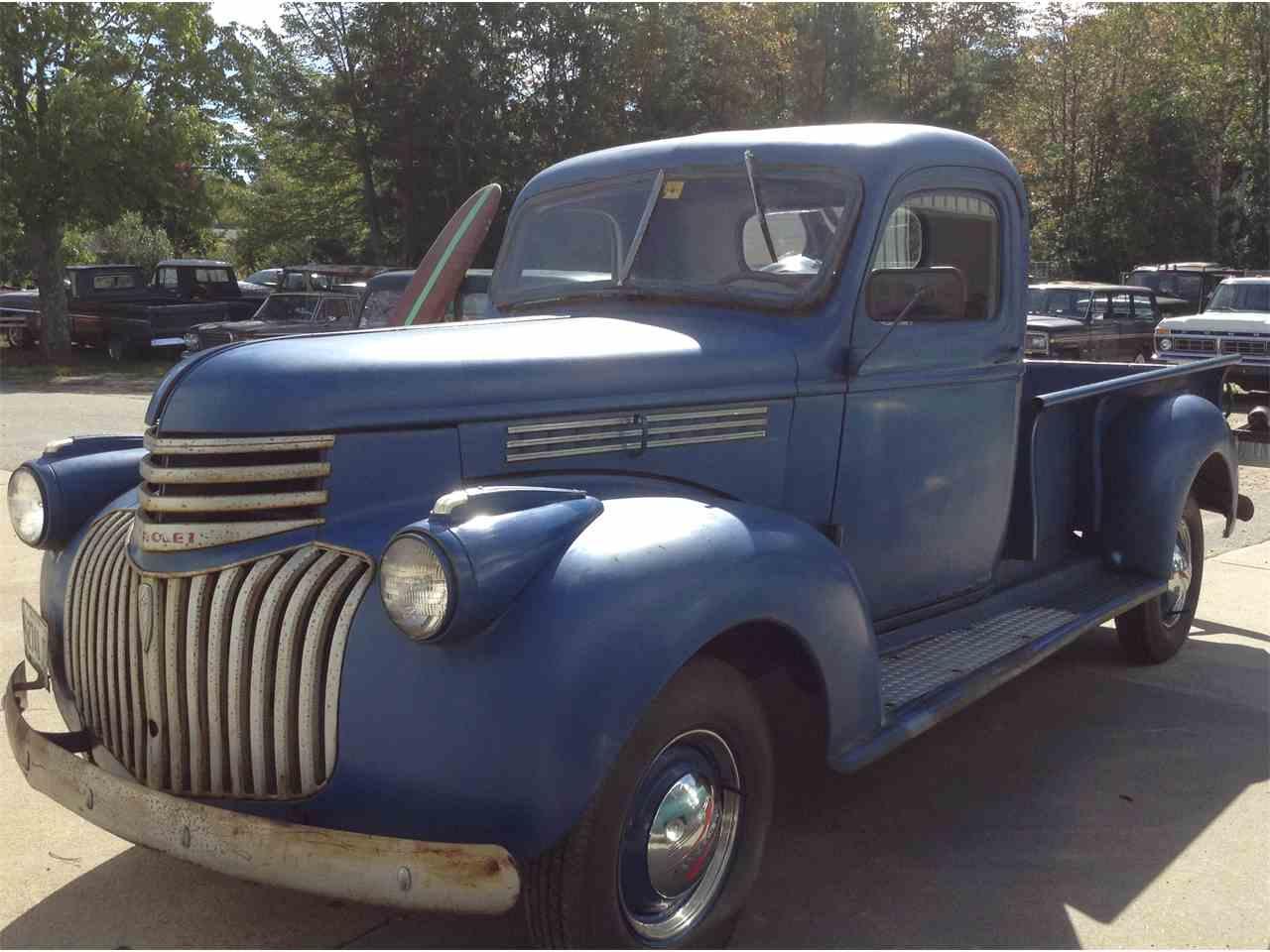 1942 Chevrolet Pickup for Sale | ClassicCars.com | CC-908854