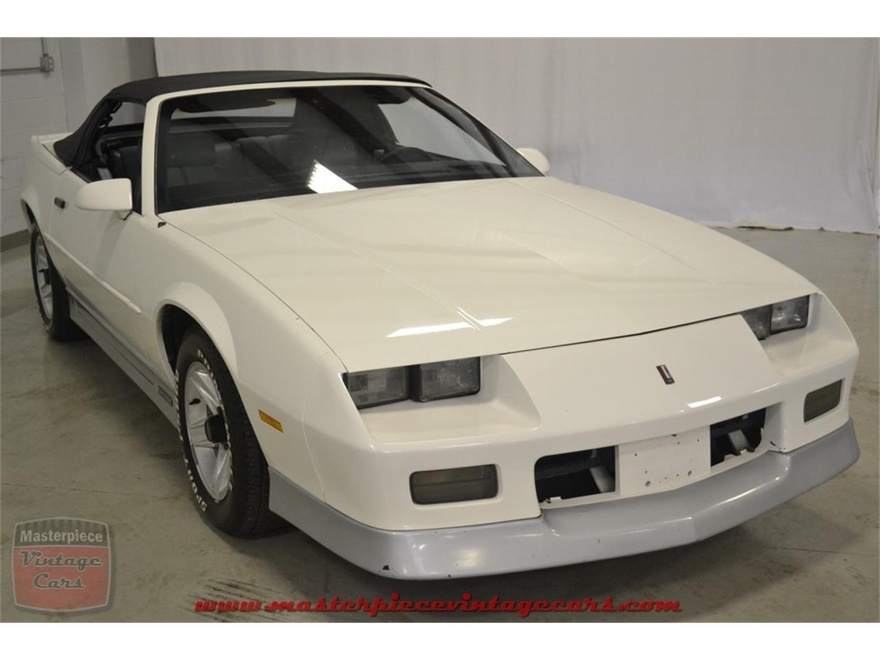 Large Picture of '88 Camaro - JHAB