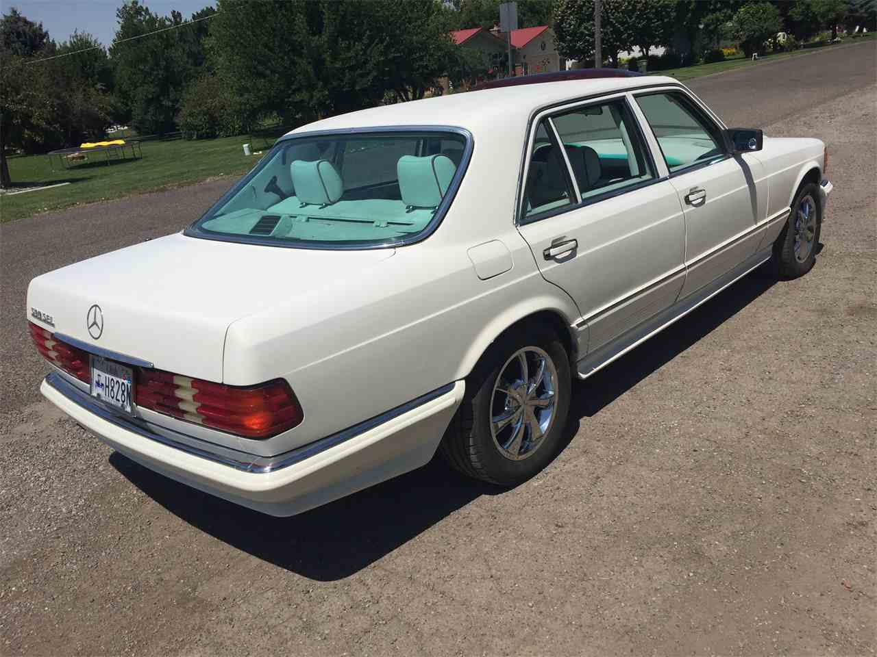 Large Picture of '84 1000SEL - JHBJ