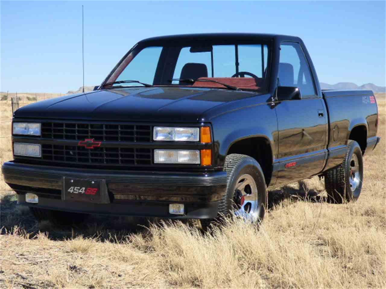 1990 Chevrolet SS for Sale | ClassicCars.com | CC-908989