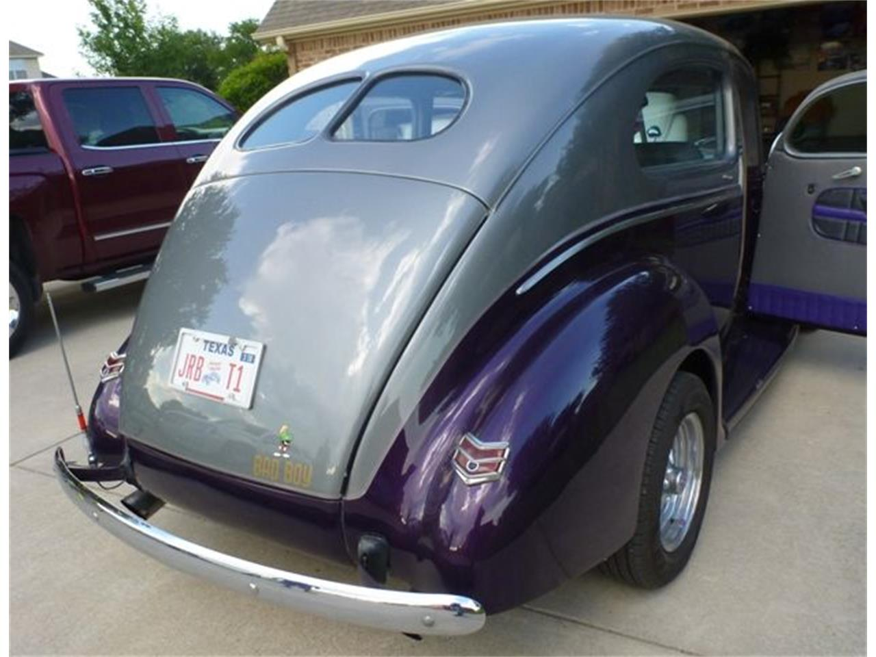 Large Picture of '39 Sedan - JHFN