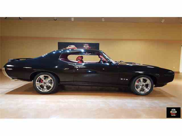 Picture of 1969 GTO Auction Vehicle Offered by  - JHGG