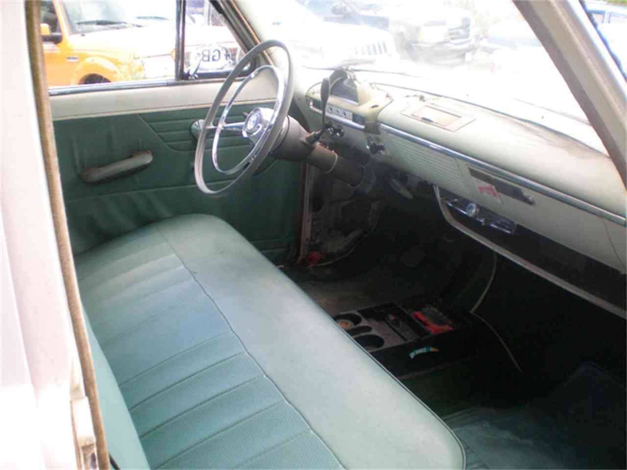 Large Picture of '58 Zephyr - JB5C