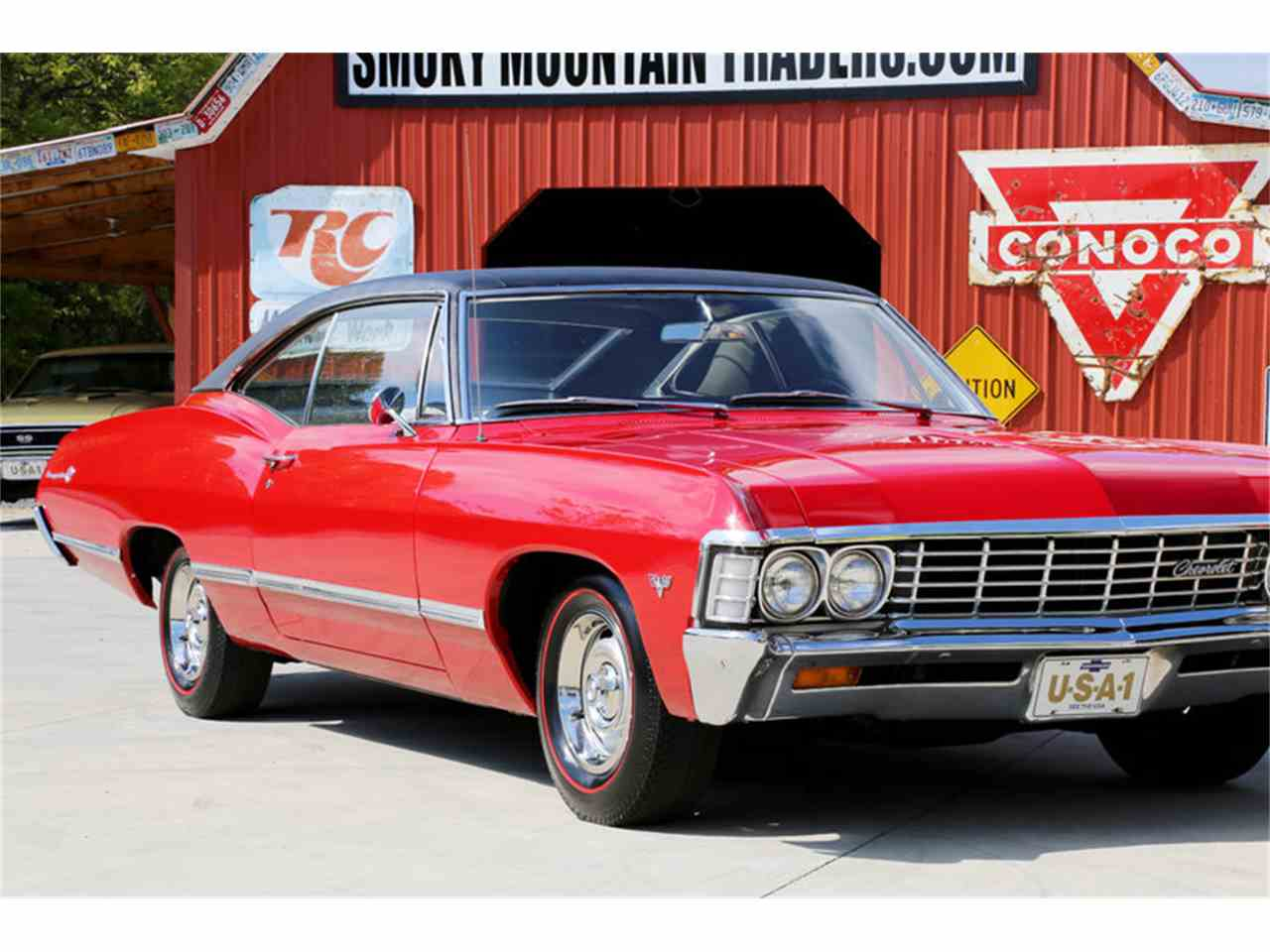 Large Picture of '67 Impala - JHHR
