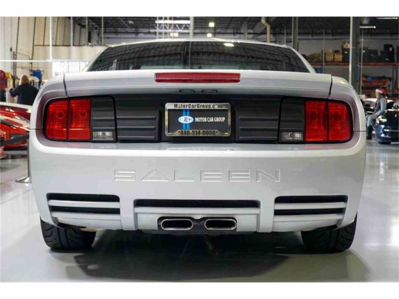 Large Picture of 2006 Ford Mustang - JHI8