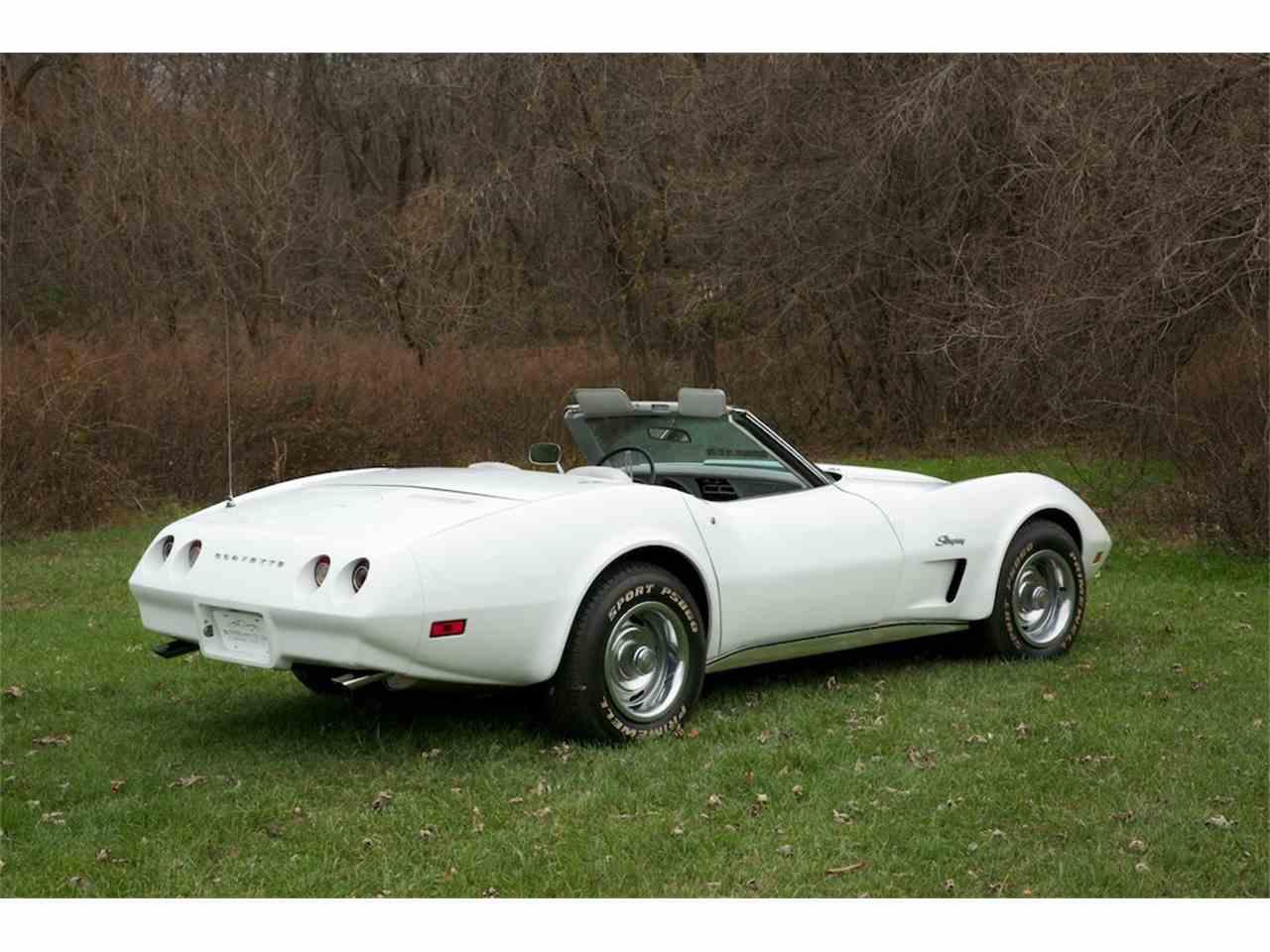 Large Picture of '74 Corvette - JHJ1