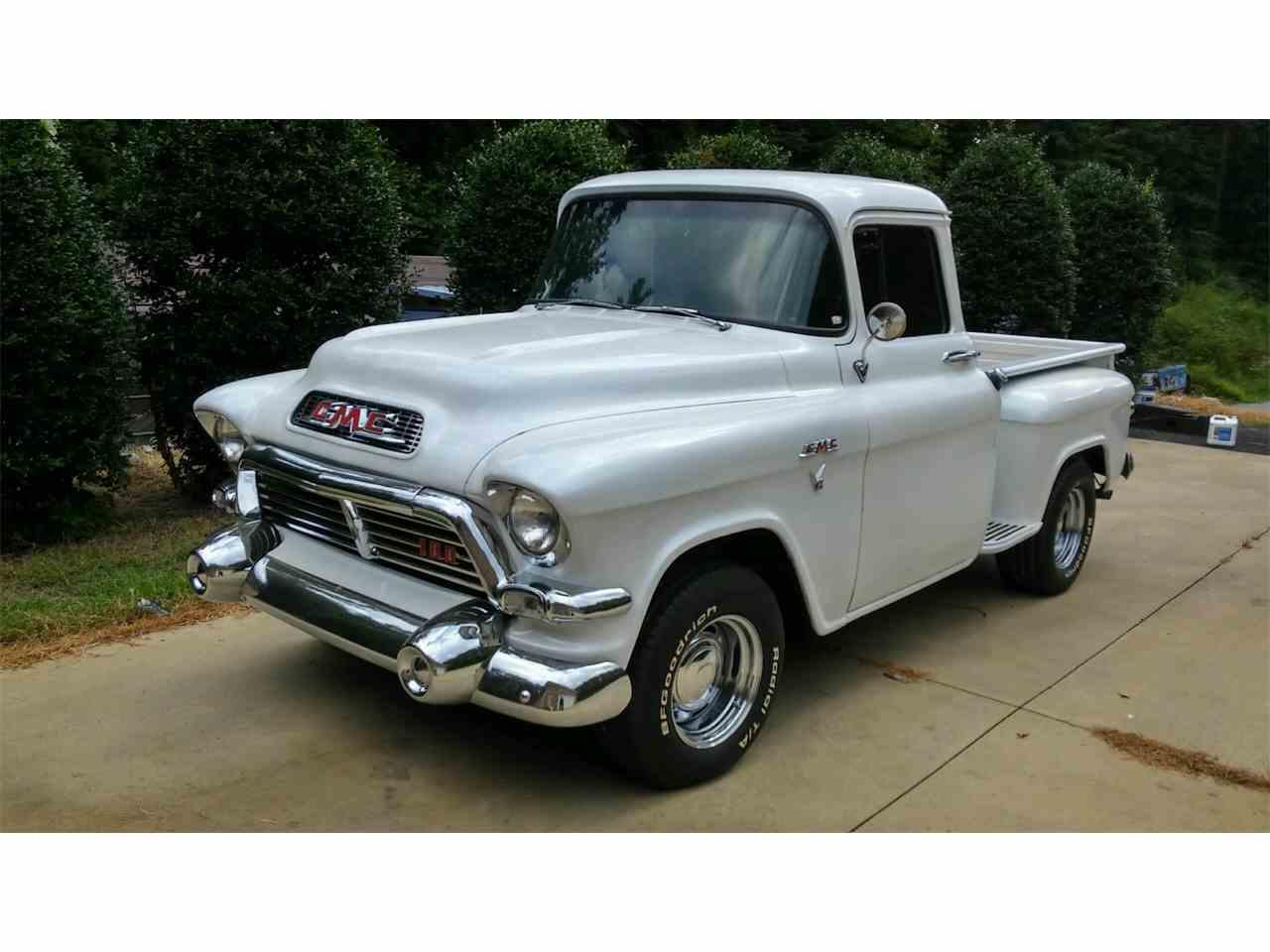 1957 gmc truck for sale cc 909186. Black Bedroom Furniture Sets. Home Design Ideas