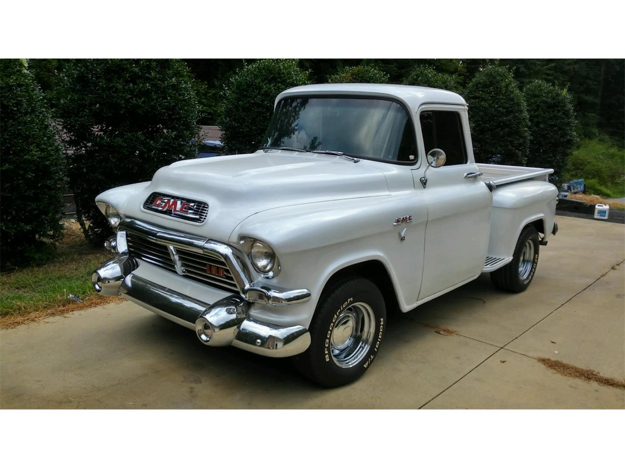 Gmc Truck For Sale >> For Sale 1957 Gmc Truck In Belmont North Carolina