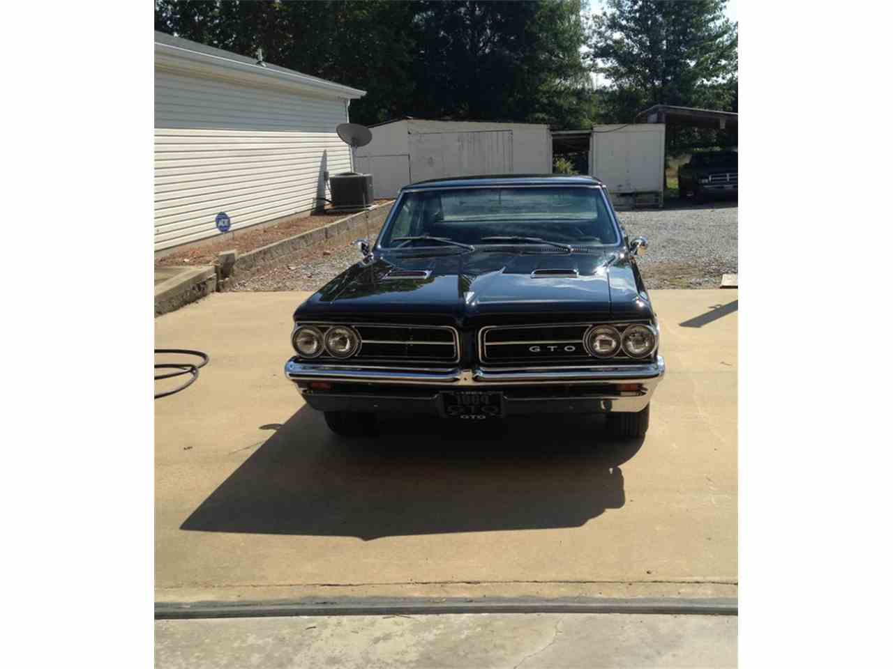 Large Picture of '64 GTO - JHLH