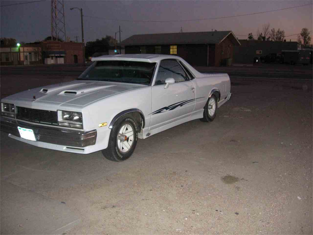 Large Picture of '85 El Camino - JHMN