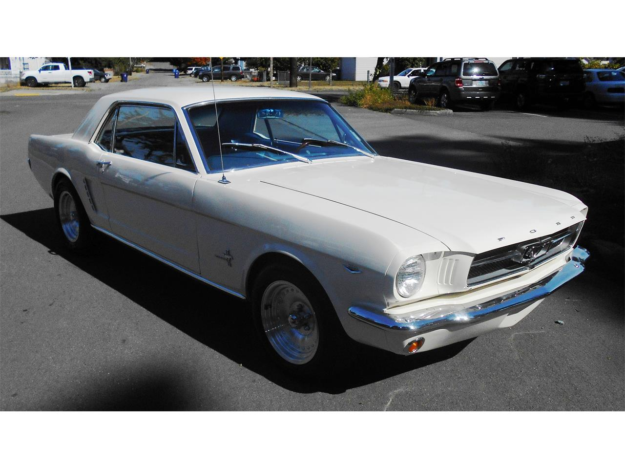 Large Picture of Classic '65 Ford Mustang located in Tacoma Washington - $18,950.00 Offered by Austin's Pro Max - JB63