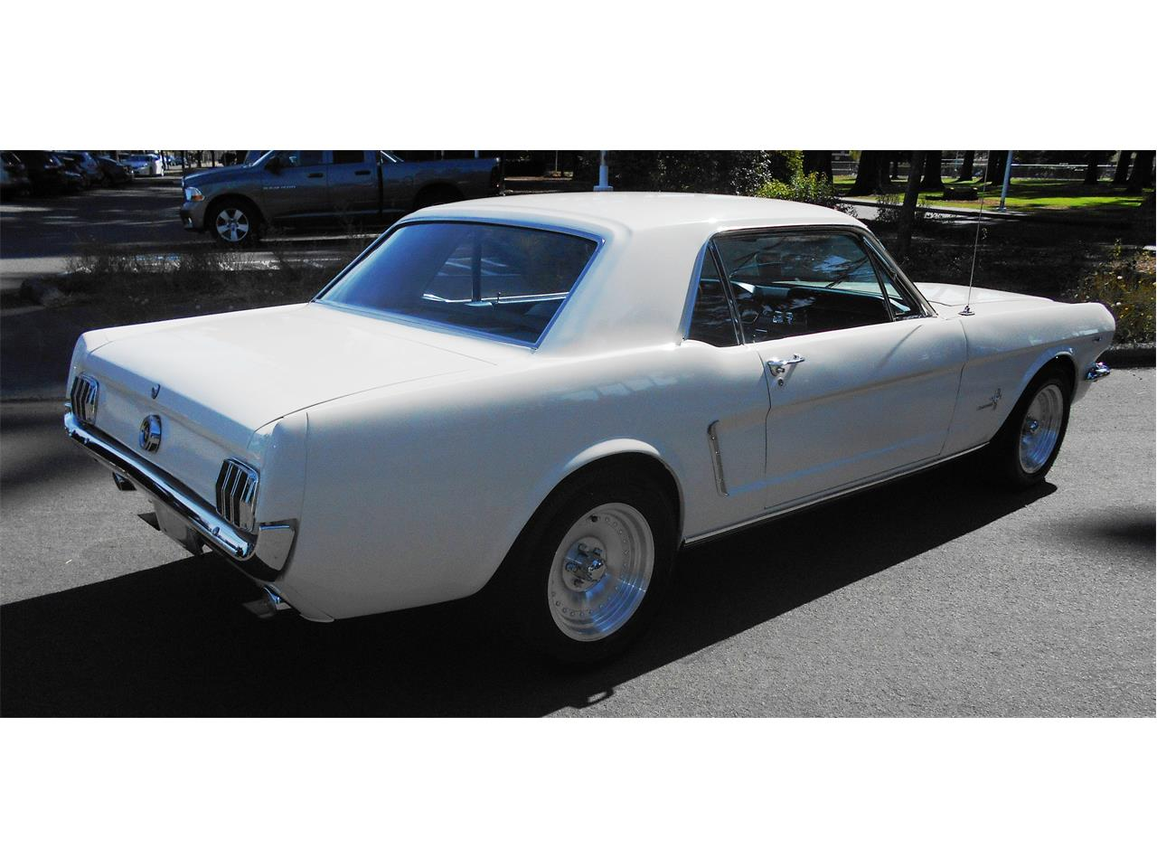 Large Picture of '65 Mustang located in Tacoma Washington - $18,950.00 Offered by Austin's Pro Max - JB63