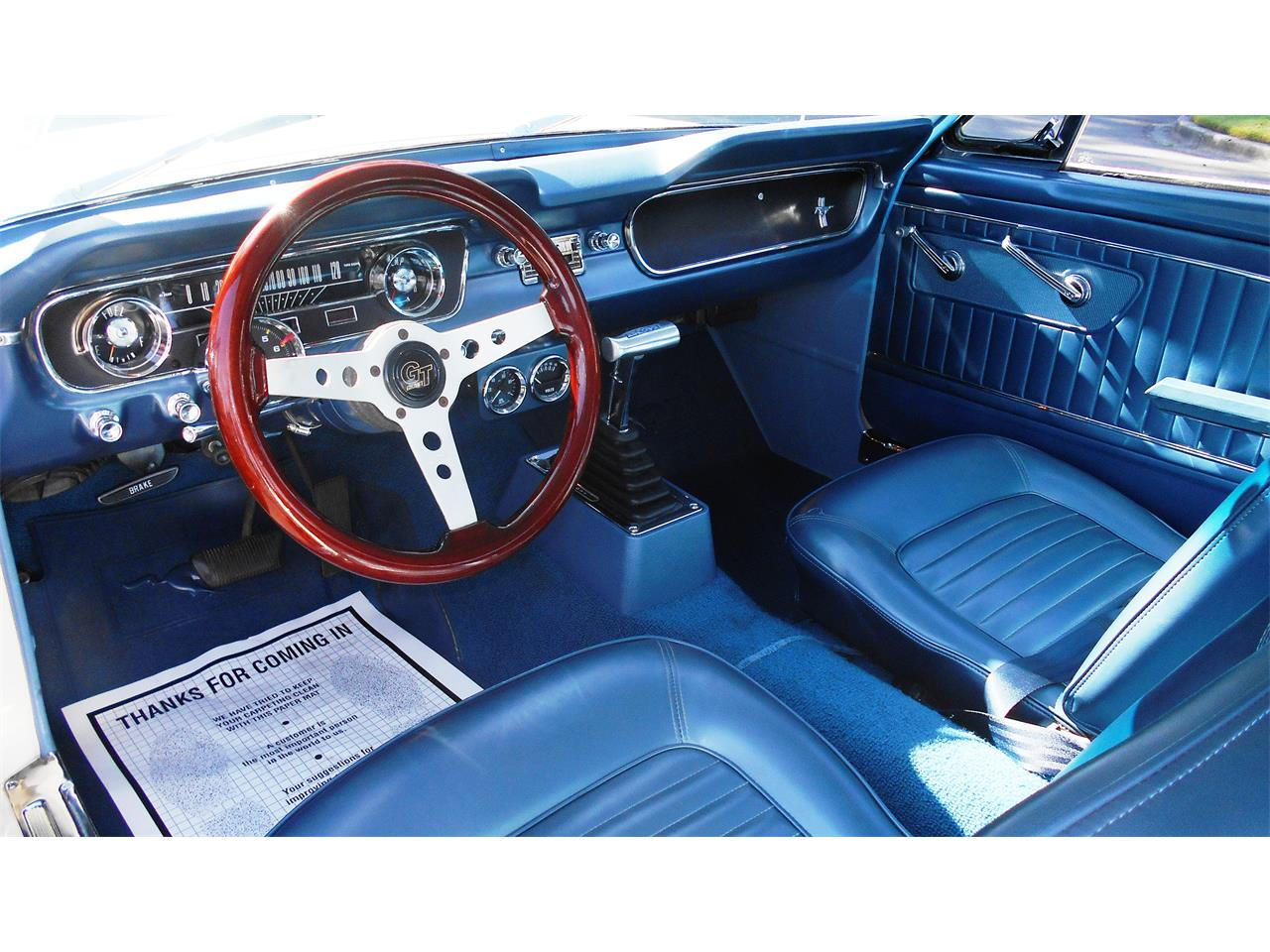Large Picture of '65 Mustang - JB63