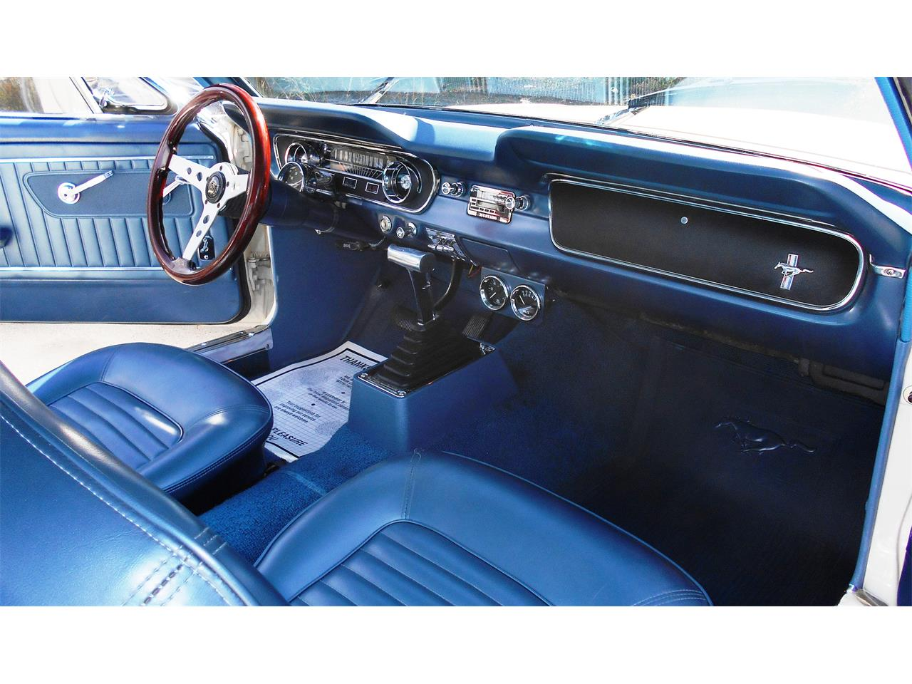 Large Picture of '65 Ford Mustang located in Tacoma Washington - $18,950.00 Offered by Austin's Pro Max - JB63