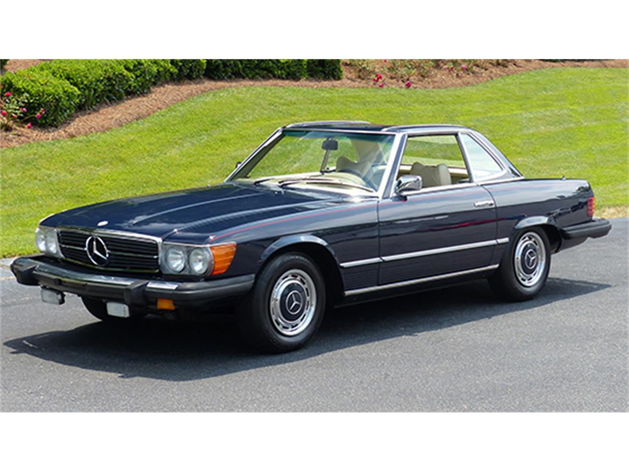 Large Picture Of U002775 450SL Convertible   JHP2