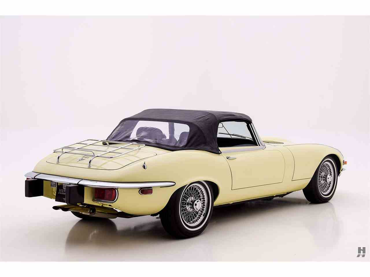 Large Picture of '74 E-Type - JHVH