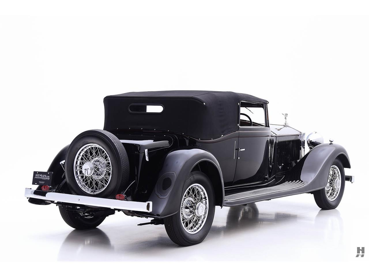 Large Picture of 1934 Phantom II - JHVW