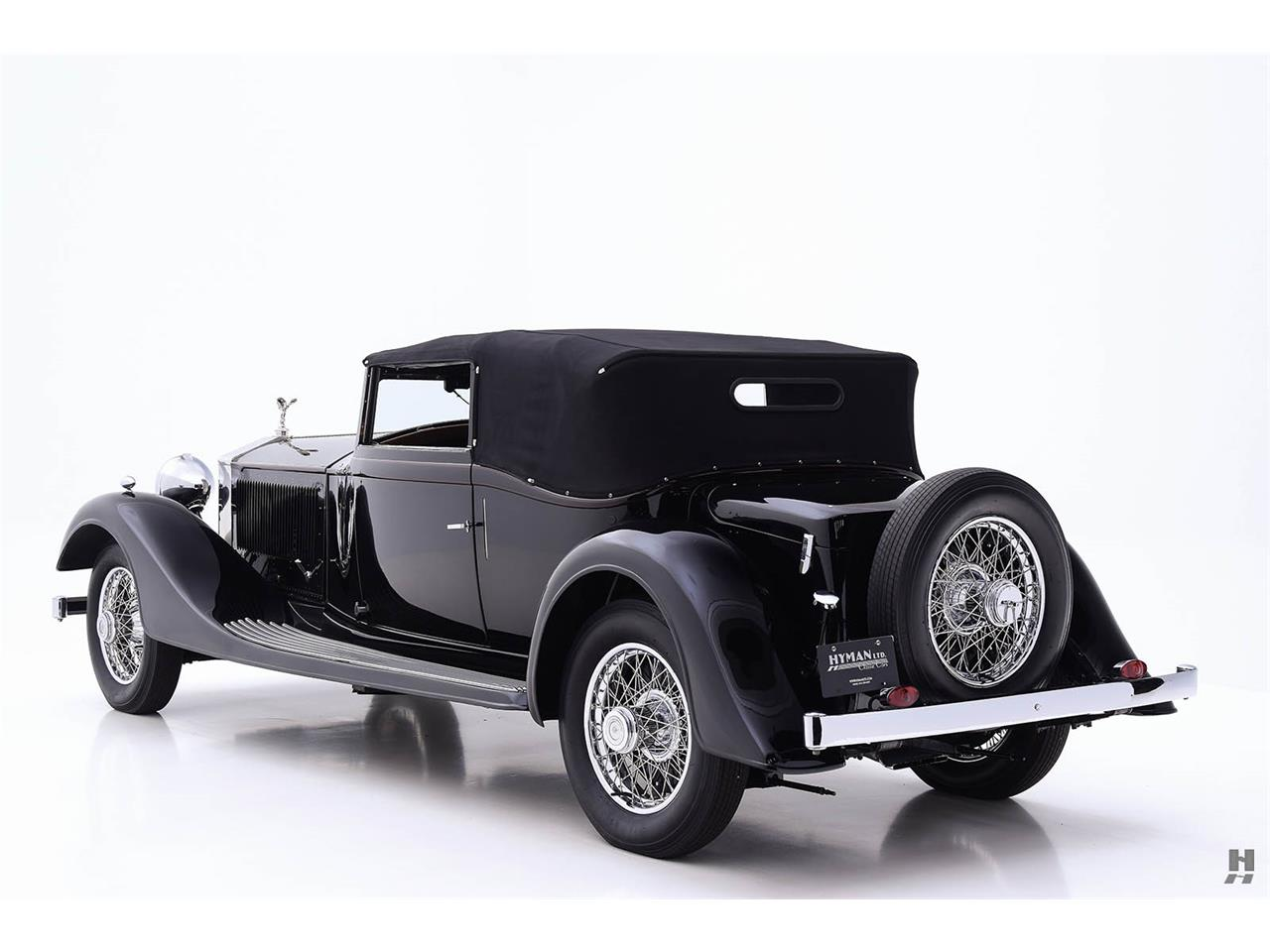 Large Picture of Classic 1934 Phantom II located in Saint Louis Missouri - $475,000.00 Offered by Hyman Ltd. Classic Cars - JHVW