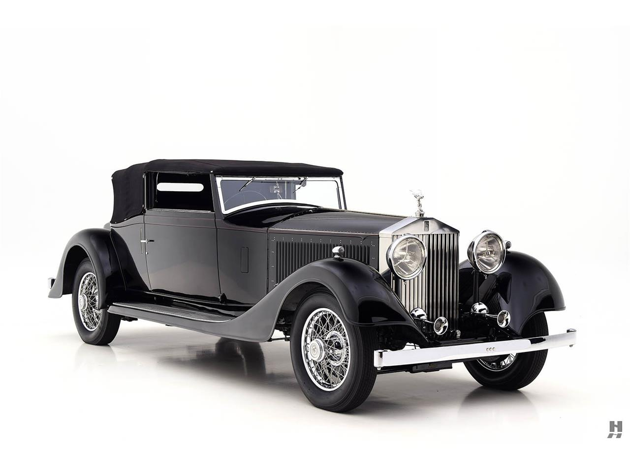 Large Picture of '34 Rolls-Royce Phantom II located in Saint Louis Missouri Offered by Hyman Ltd. Classic Cars - JHVW
