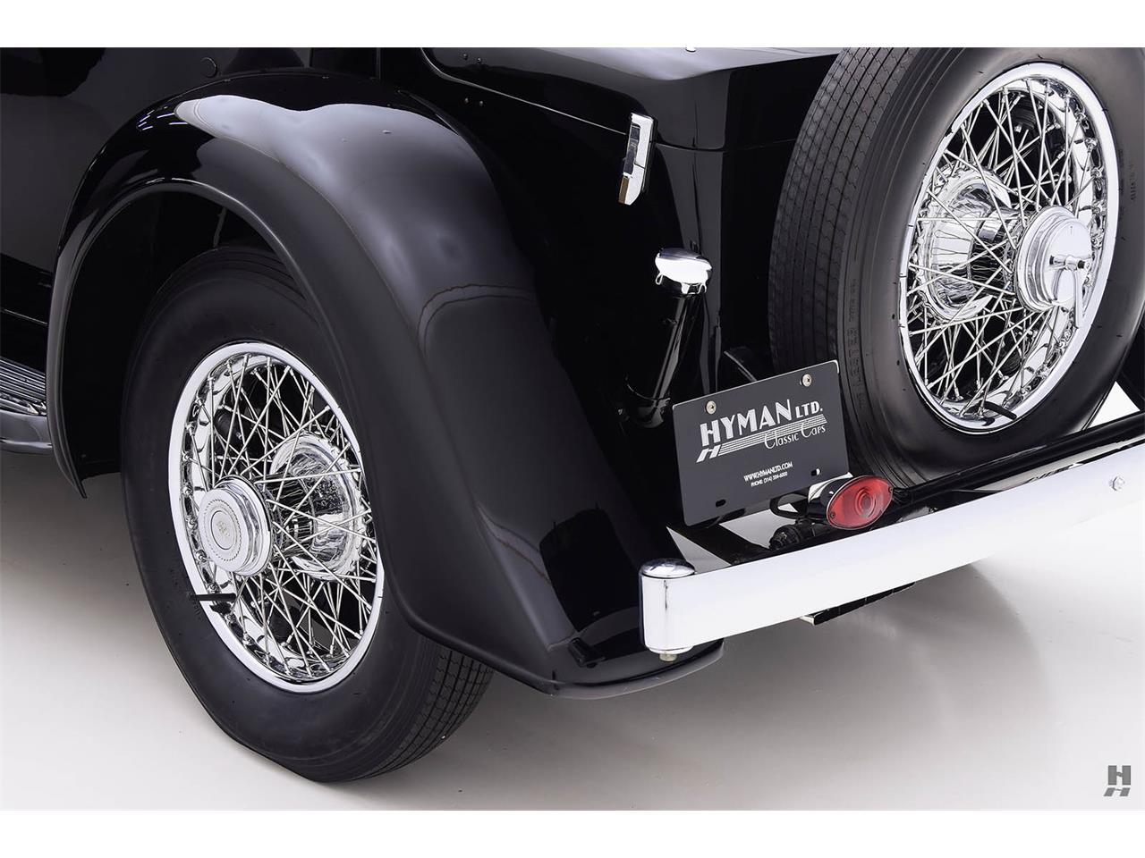 Large Picture of Classic '34 Phantom II - JHVW
