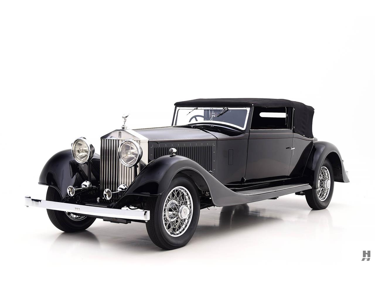 Large Picture of Classic 1934 Rolls-Royce Phantom II - JHVW