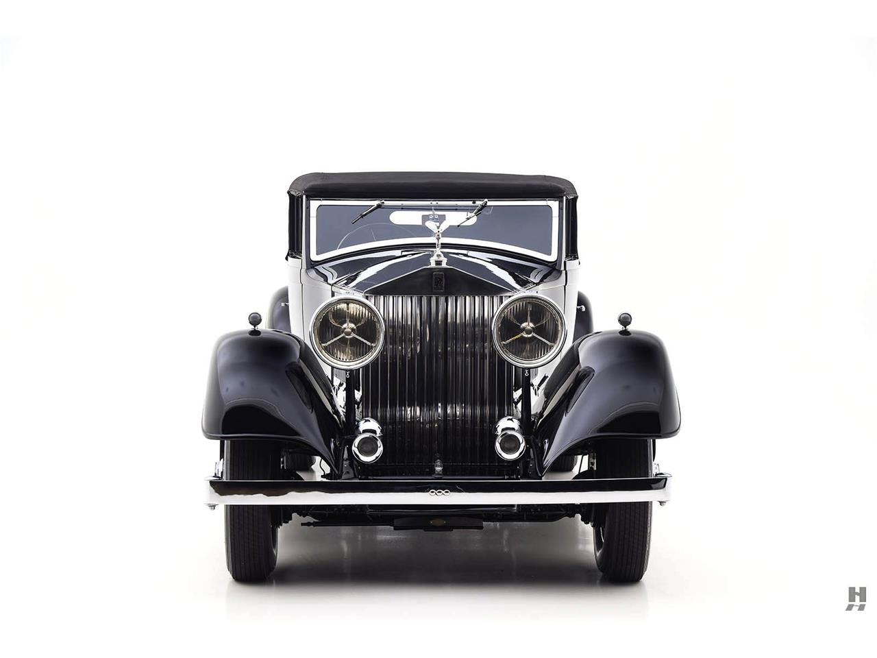 Large Picture of Classic '34 Rolls-Royce Phantom II located in Missouri Offered by Hyman Ltd. Classic Cars - JHVW