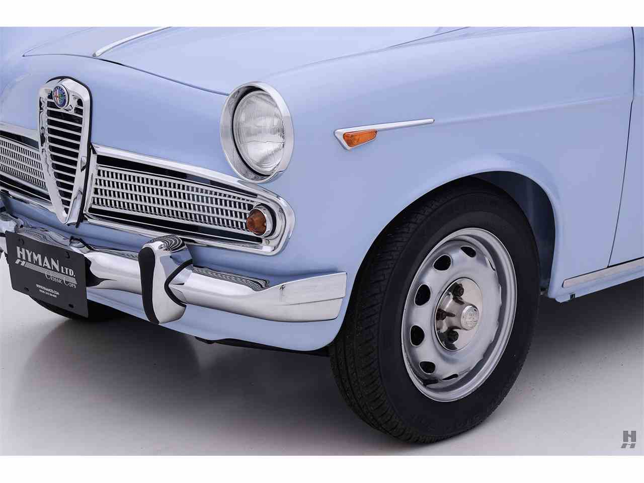 Large Picture of '63 Giulietta Spider - JHWU