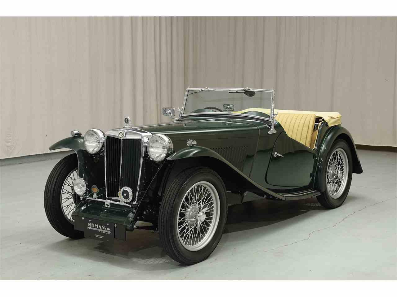 1947 MG TC for Sale | ClassicCars.com | CC-909689