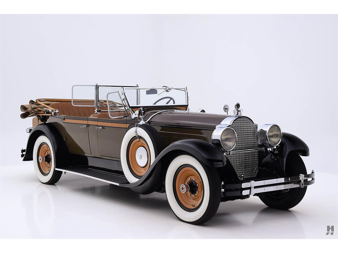 Large Picture of Classic '28 Packard Eight located in Missouri Offered by Hyman Ltd. Classic Cars - JHXT