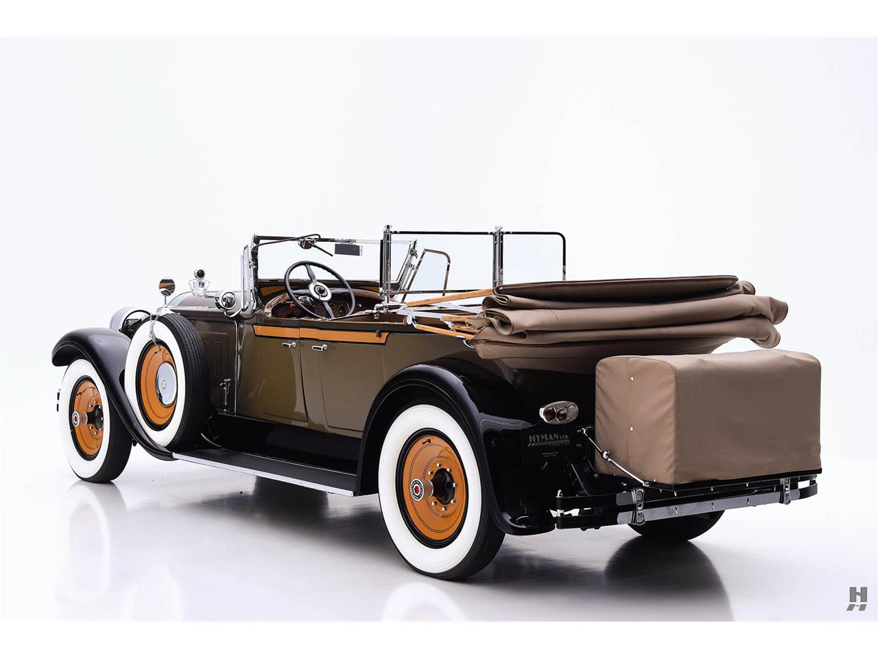 Large Picture of Classic 1928 Packard Eight located in Missouri Offered by Hyman Ltd. Classic Cars - JHXT